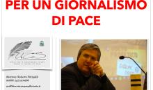 """""""Per un giornalismo di Pace"""", messaggio del Vescovo Savino ai giornalisti"""