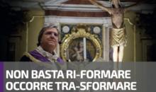 """Natale 2019, il Vescovo Francesco ai politici """"Occorre tra-sformare"""""""