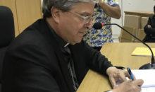 """Lettera del Vescovo Savino ai Giornalisti in occasione della festa del loro Patrono """"San Francesco di Sales""""    2021"""